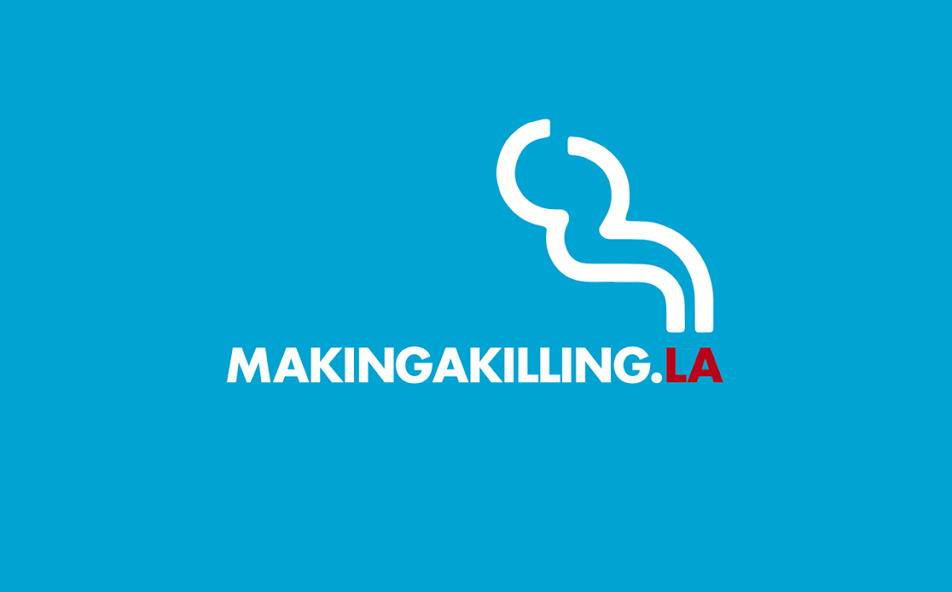 The Tobacco Lobby is #MakingAKilling