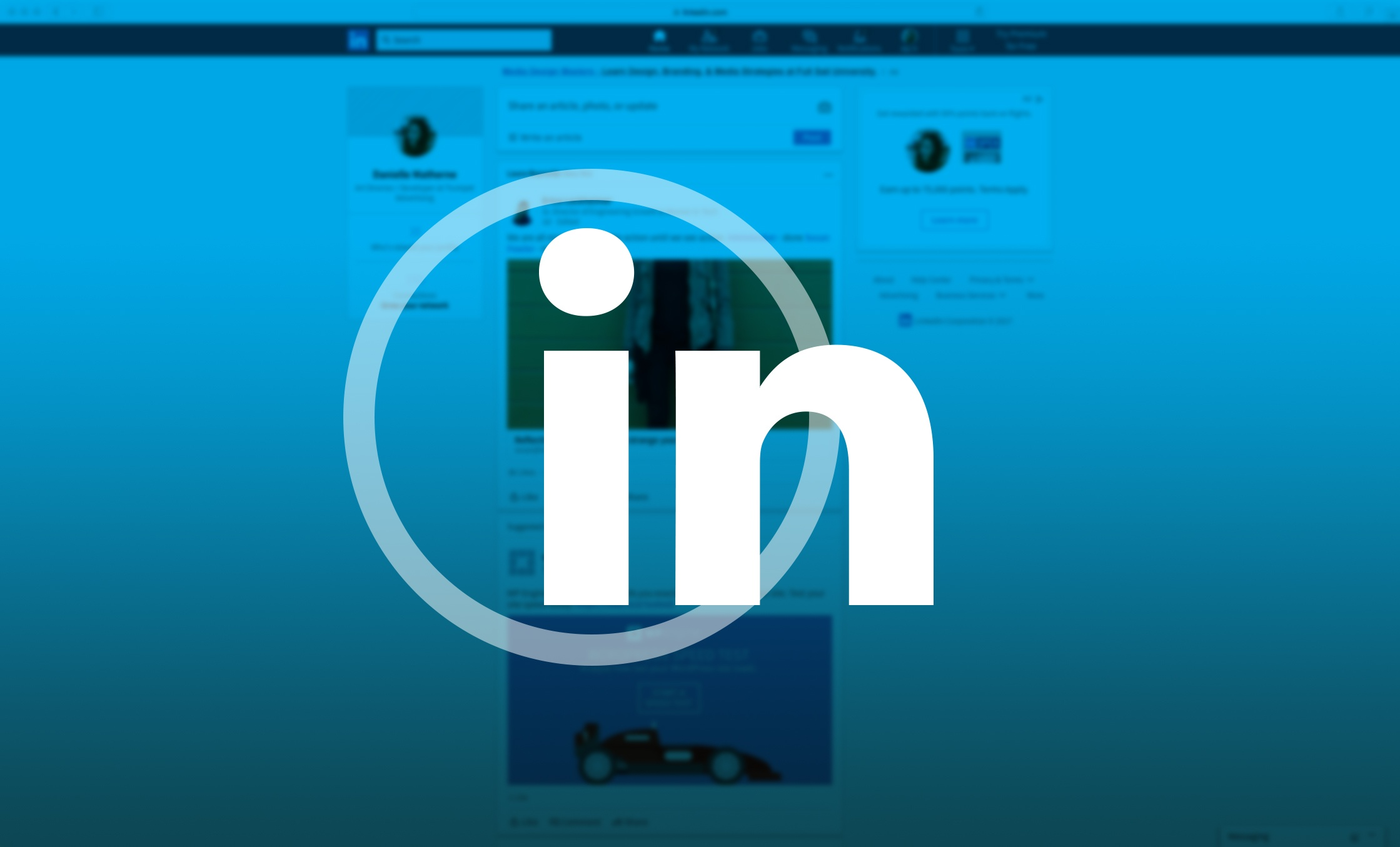 Take Advantage of the Linkedin Redesign